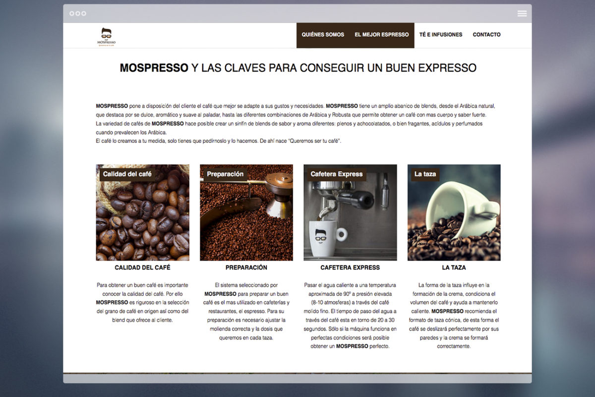 WebMospresso