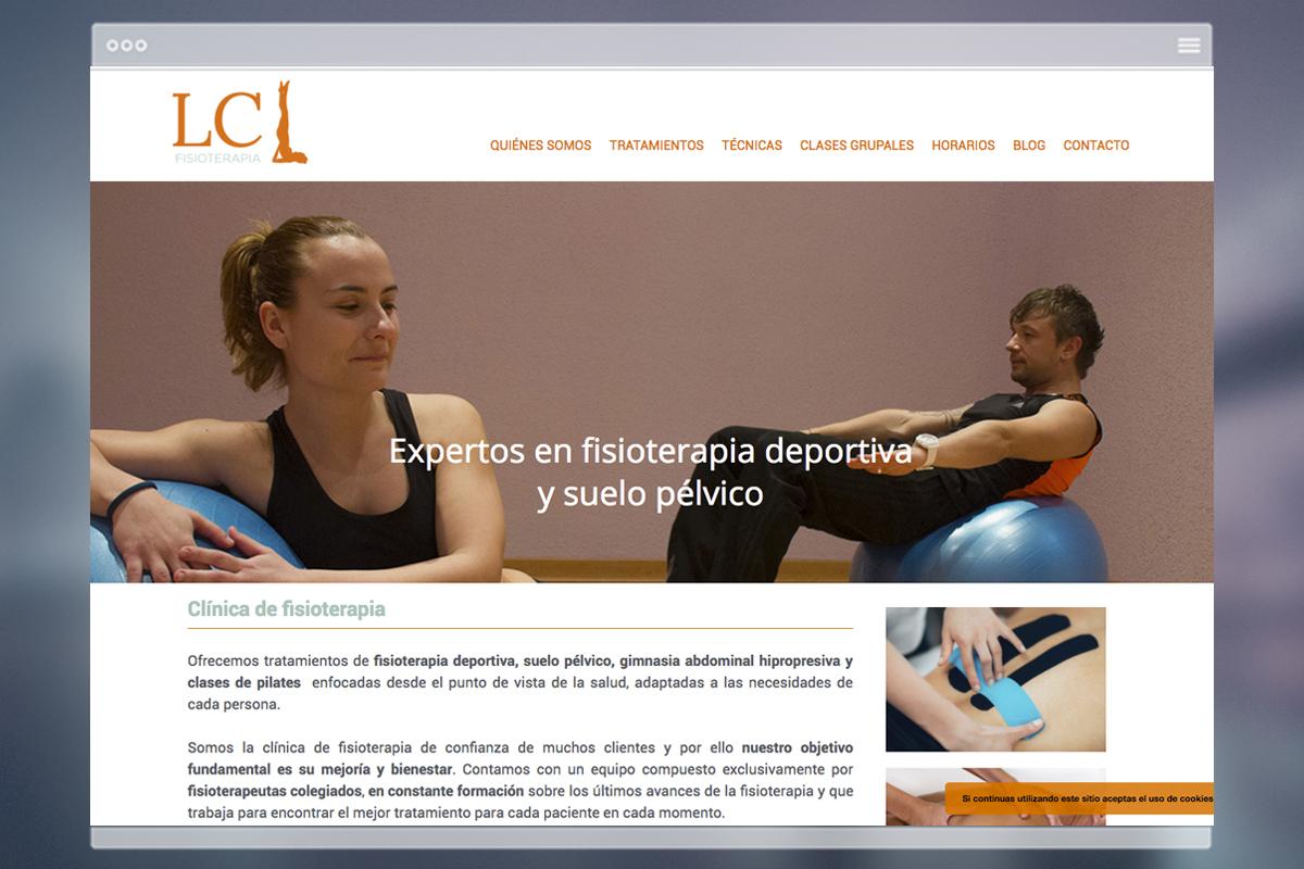 Web1LCFisio