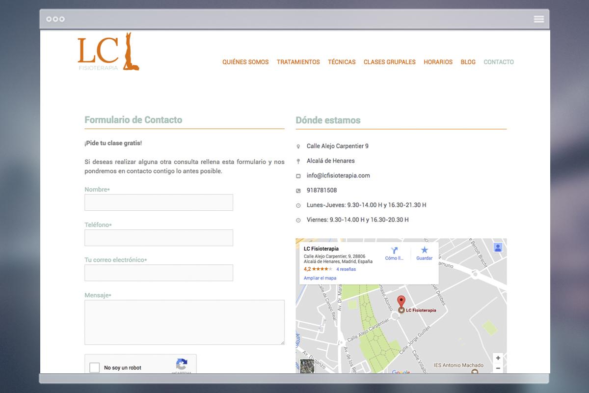 Web3LCFisio